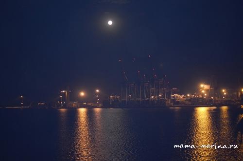 Ночь в порту copy