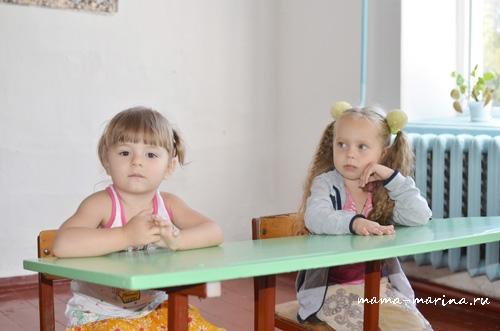 у Кирилла в классе - Настя с девочкой копия