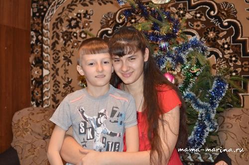 Лена и Кирилл