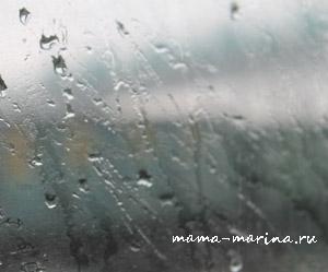 Заметки дождливого дня